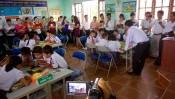 Thực hành dạy học MT theo PP mới cấp TH
